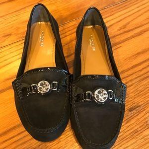 Coach Fonda Slip-On Flats Loafers Moccasins